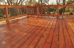 Deck Staining and Weatherproofing